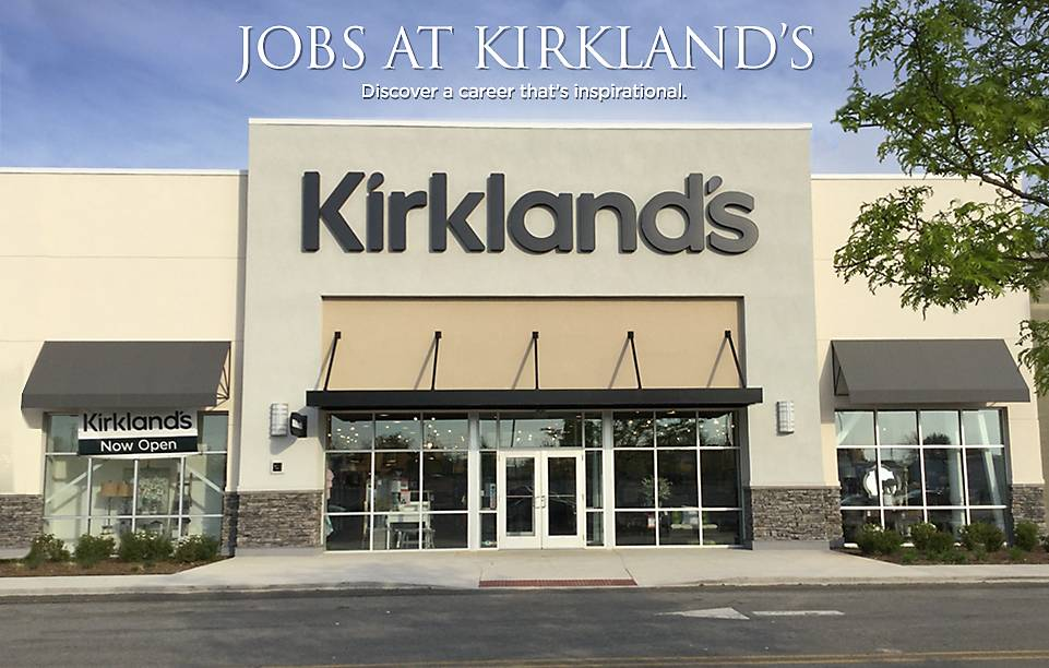Jobs at Kirkland's - Discover a career that's inspirational