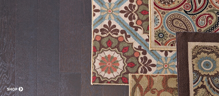 Update your home with new window treatments and area rugs