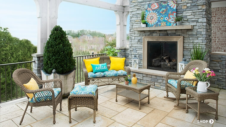 Everything you need to decorate your outdoor spaces - Outdoor Home Decor Kirklands