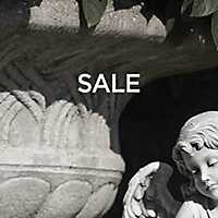 Sales in outdoor and patio decor