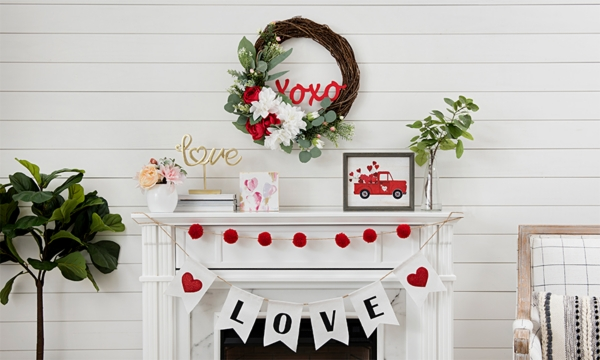 2019 Valentines Day Decorations
