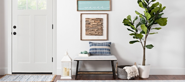 Coastal and Beach Home Decor