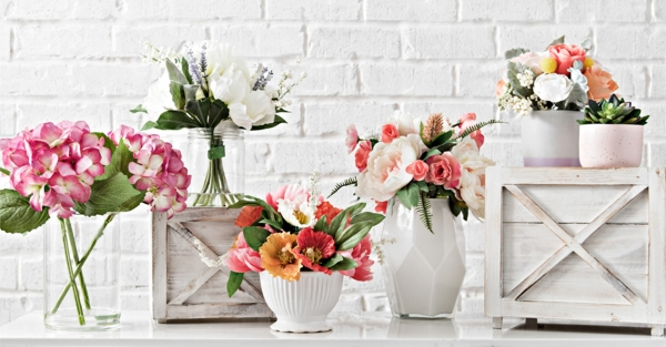 From pillows to vases and everything in between