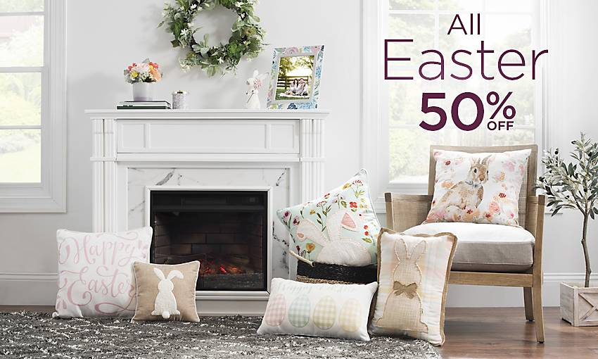 50% Off 2019 Easter Decorations