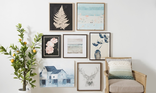 Art & Wall Decor - Fill the Empty Spaces.