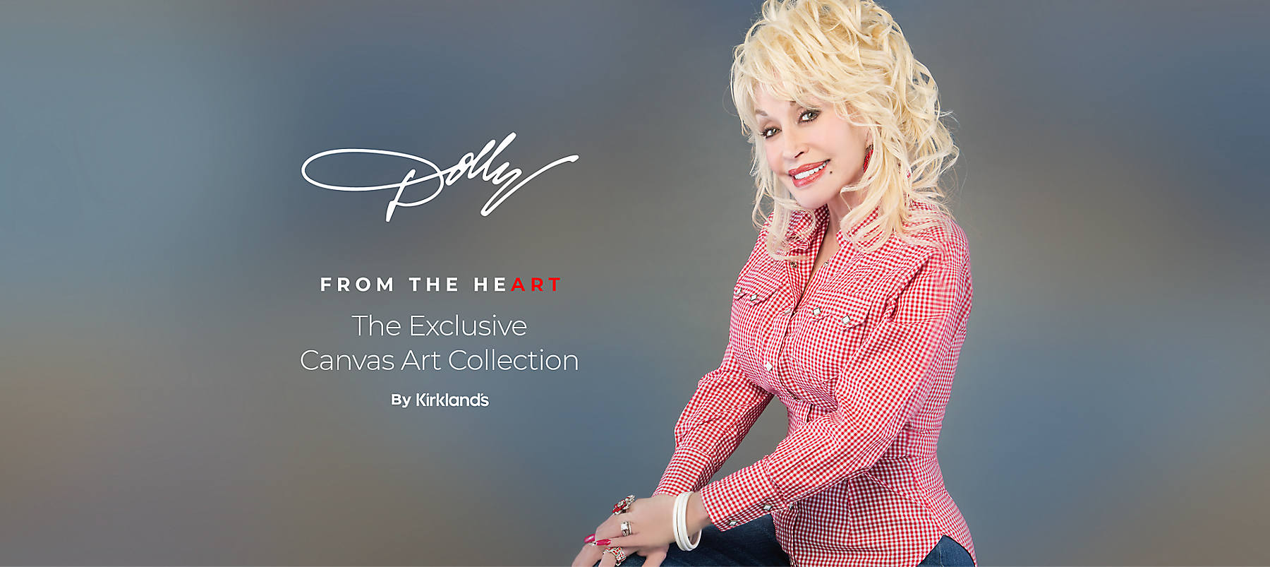 From the Art - The Exclusive Canvas Art Collection from Dolly
