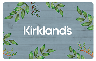 Kirkland's Gift Card