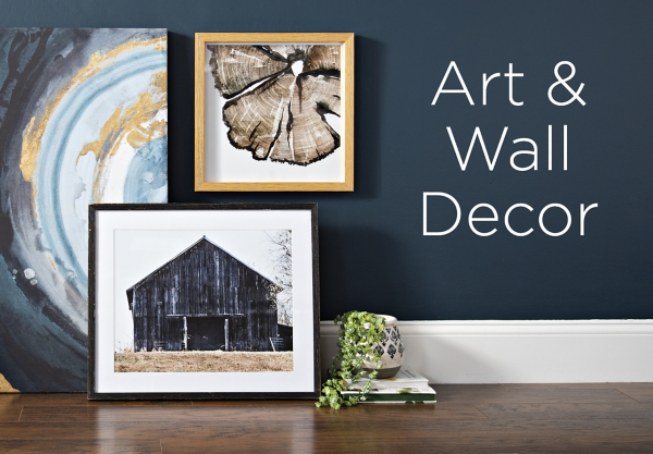 Art & Wall Decor