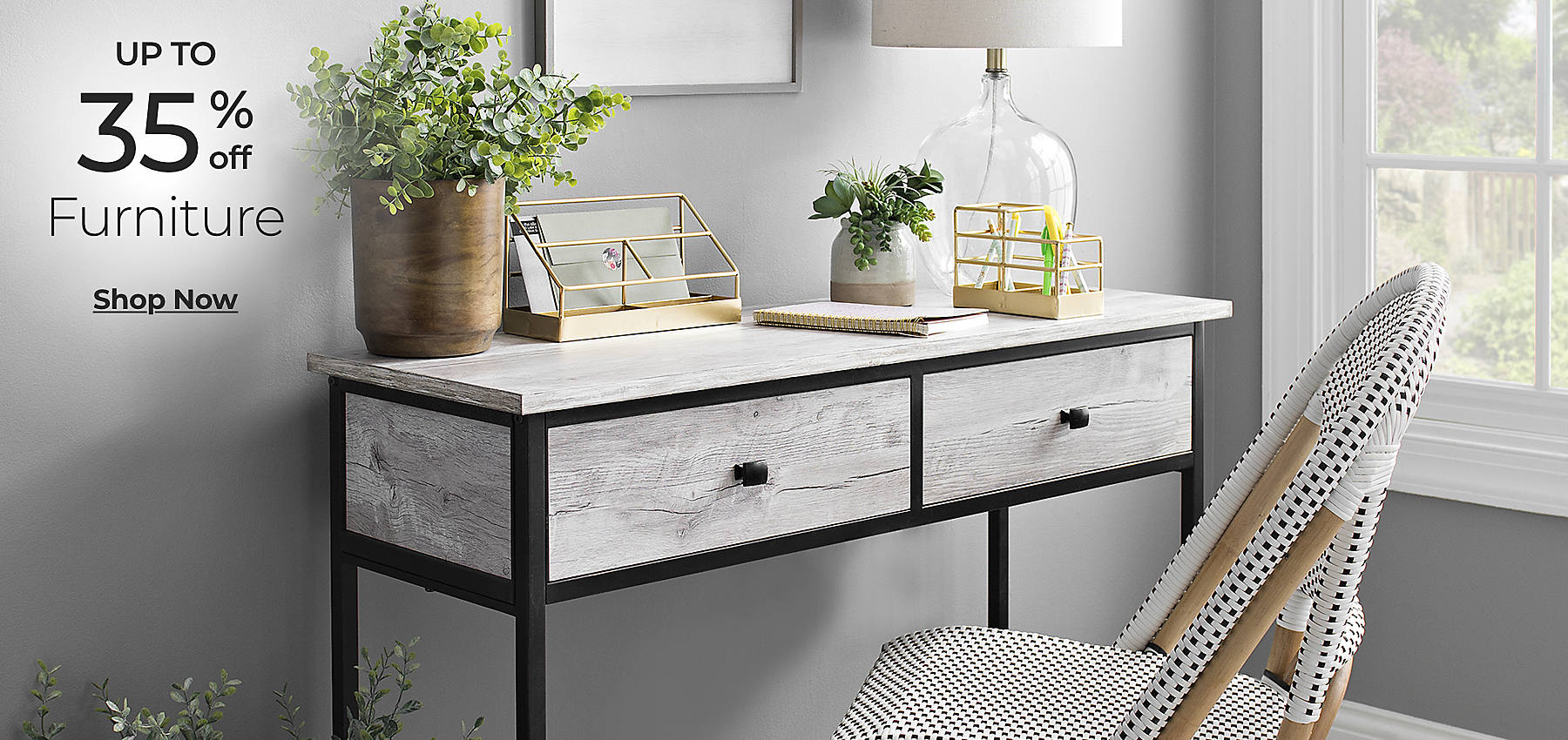 Up to 35% Off - Furniture