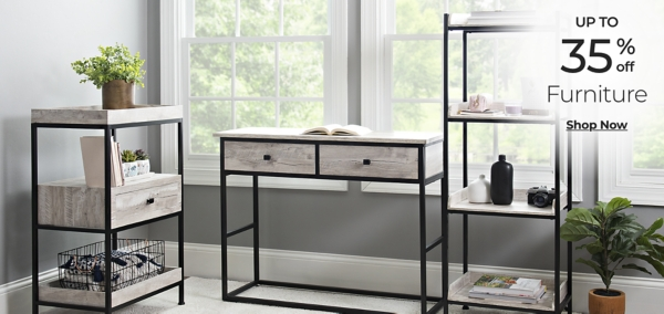Furniture - Up to 35% Off