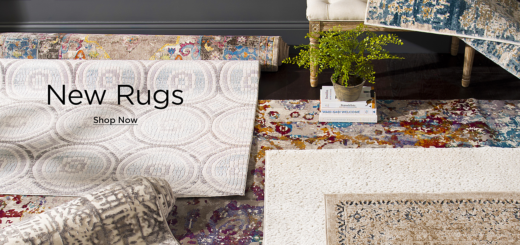 New Rugs Now Here