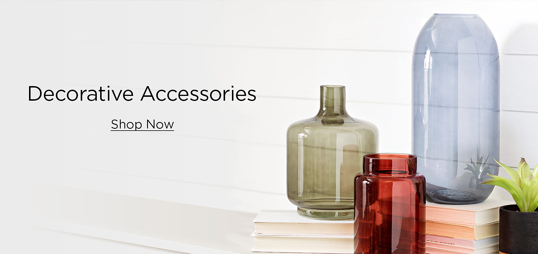 Decorative Accessories Shop Now