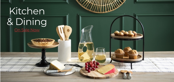 Kitchen & Dining On Sale Now