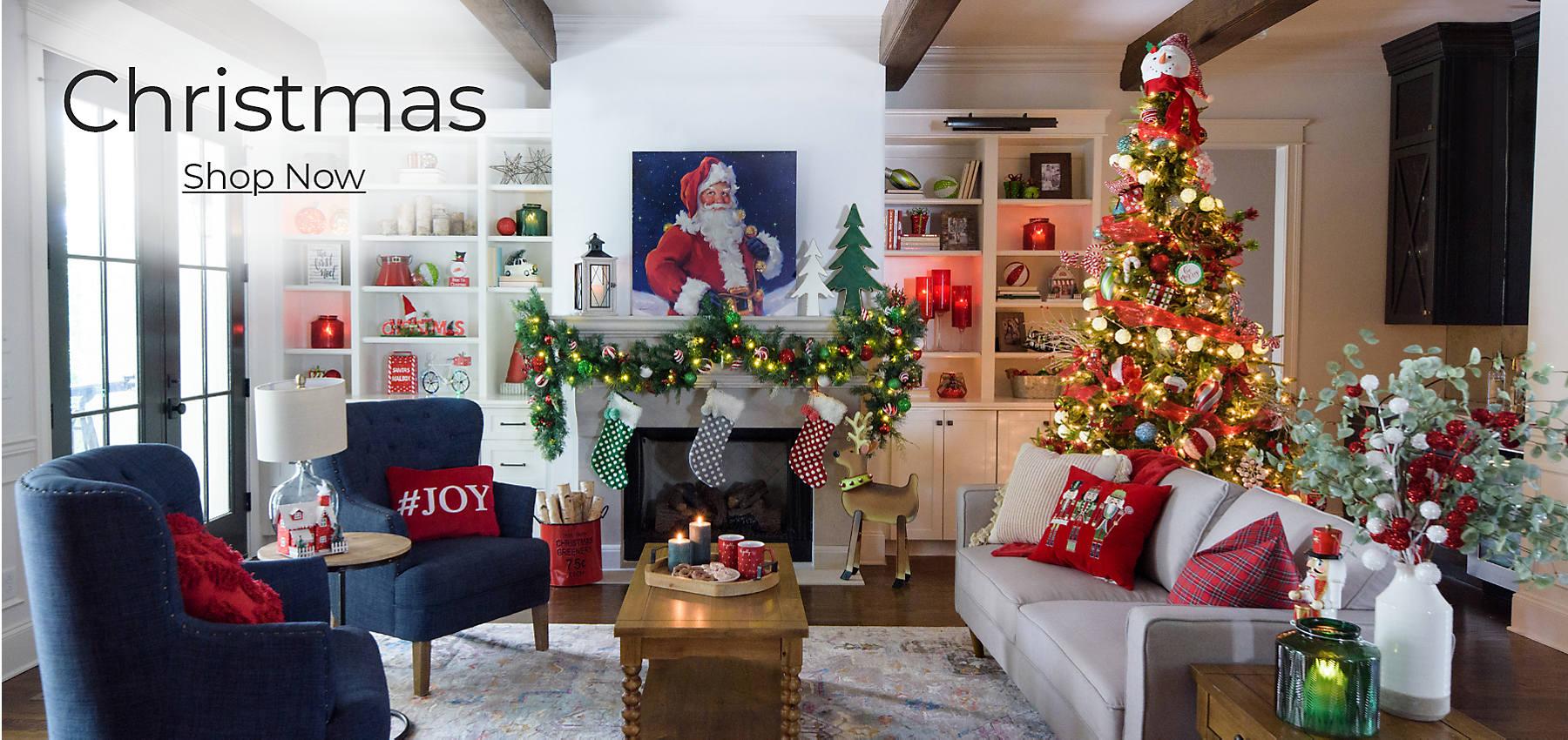 Christmas Shop Now