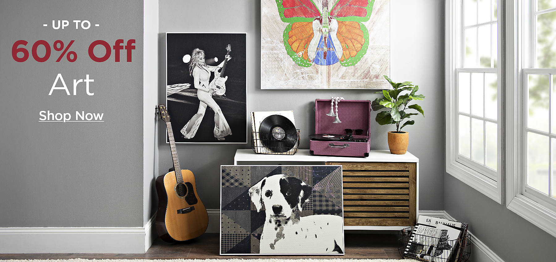Art Up to 60% Off