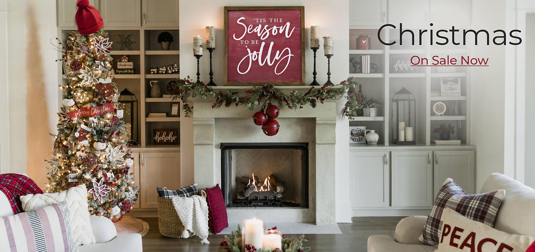 Christmas On Sale Now