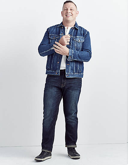 Athletic Fit Big & Tall Denim Collection
