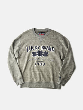 Made In LA Lucky Clover Sweatshirt