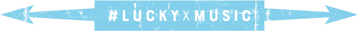 luckyXmusic Logo