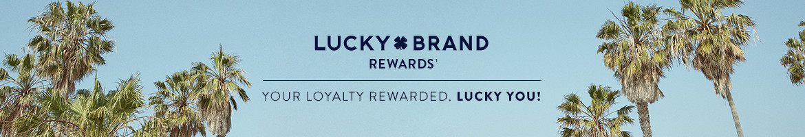 Lucky Brand Rewards