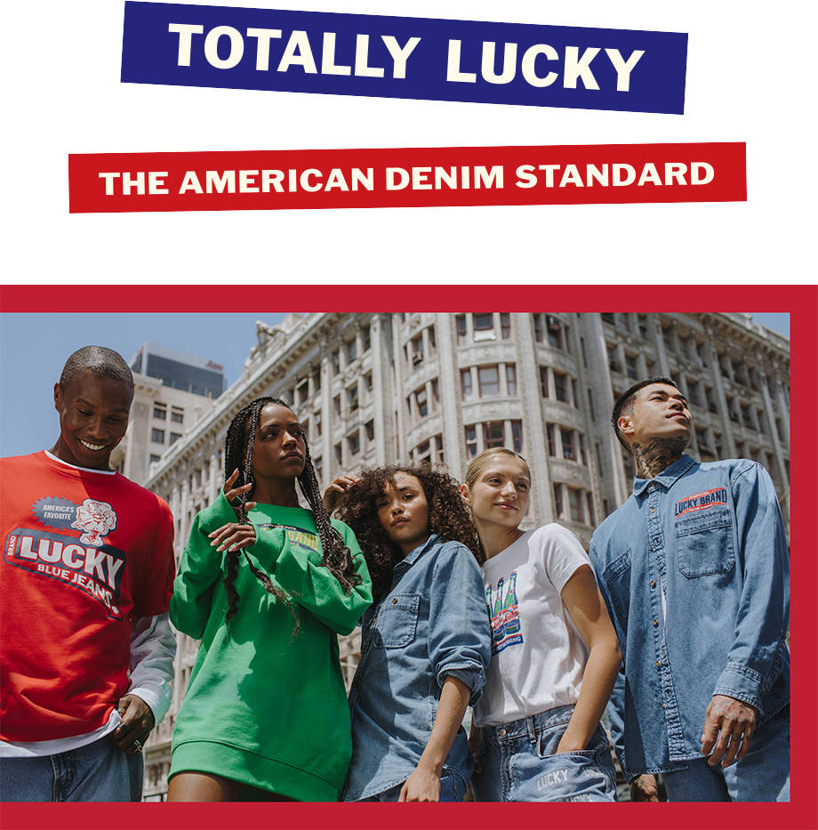 Totally Lucky - Logo