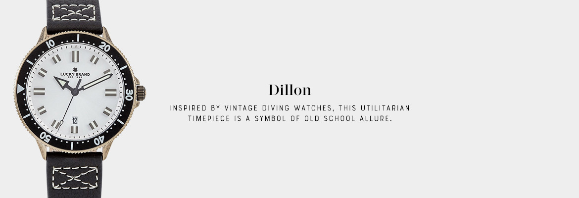 Dillion Watch