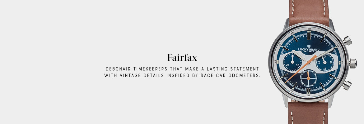 Fairfax Watch
