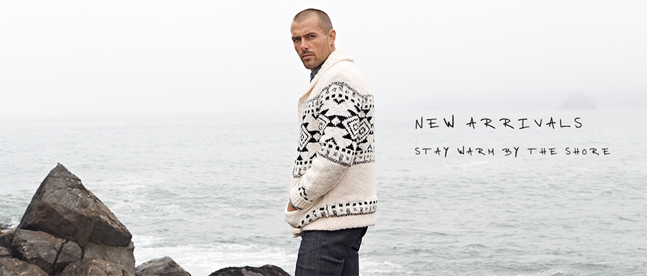 Men's New Arrivals Shop