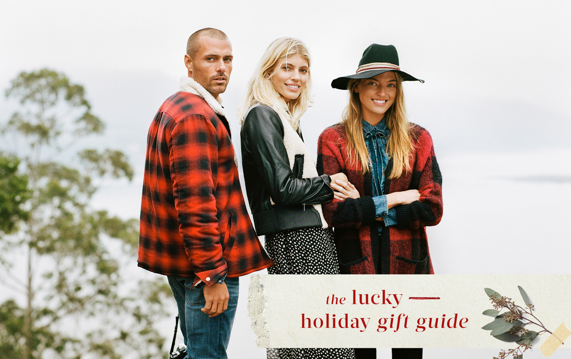 The Lucky Holiday Gift Guide