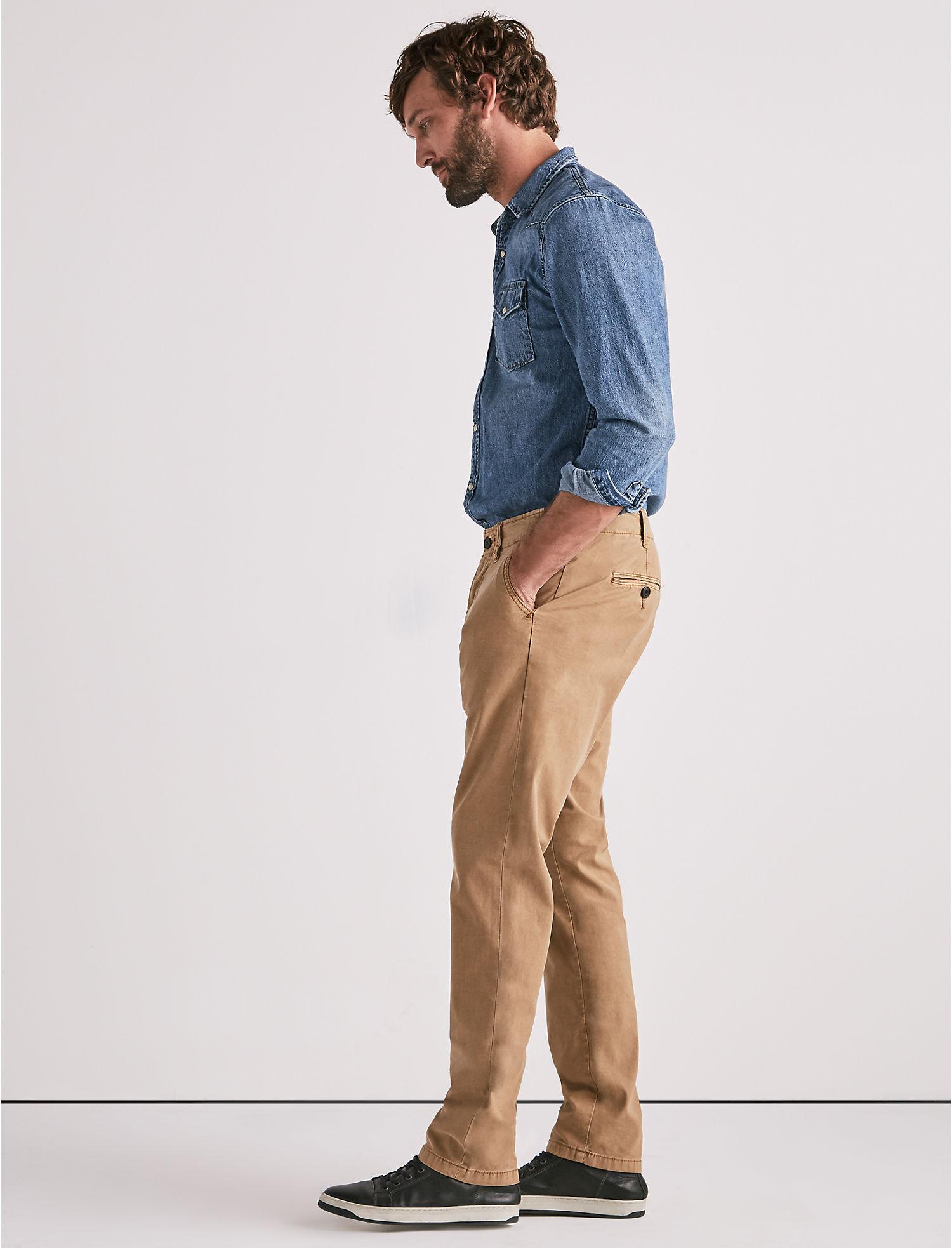 Lucky-Brand-Men-039-s-410-Stretch-Sateen-Chino thumbnail 15