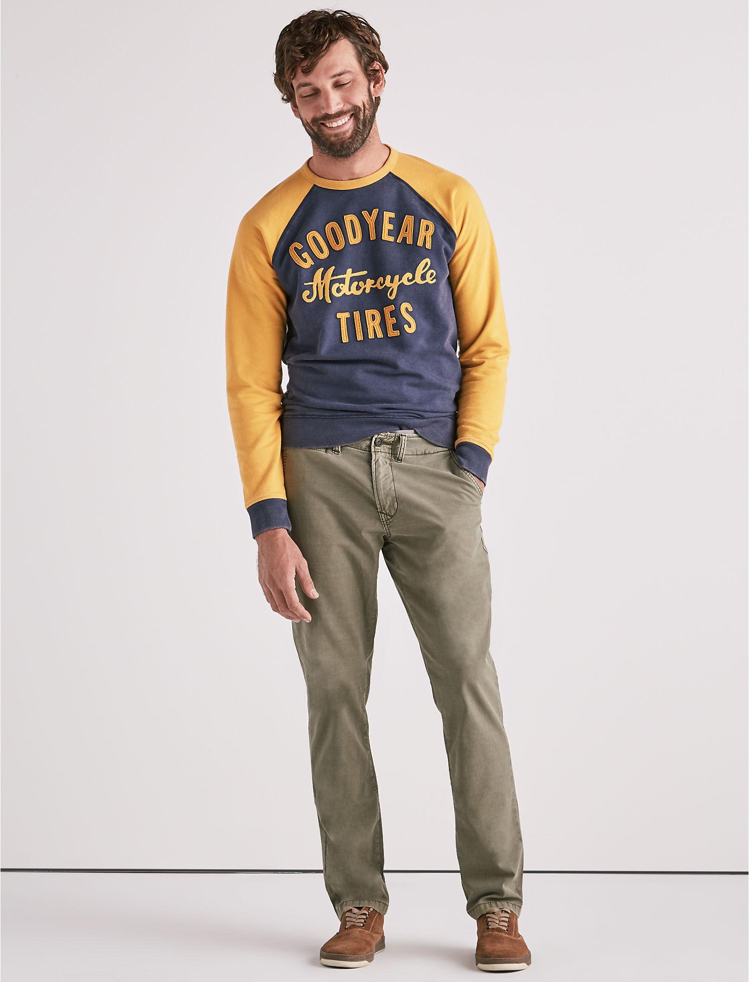 Lucky-Brand-Men-039-s-410-Stretch-Sateen-Chino thumbnail 6