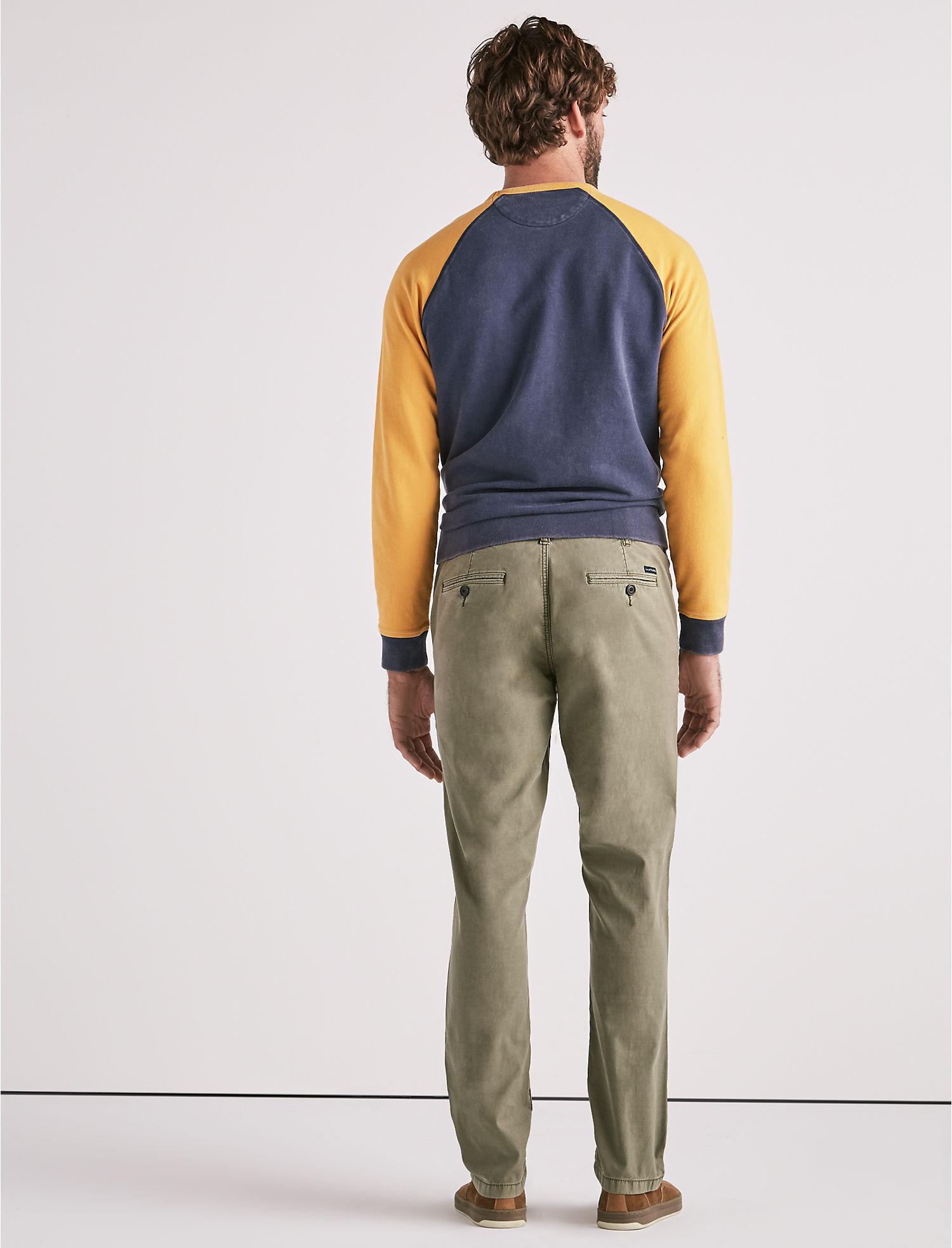Lucky-Brand-Men-039-s-410-Stretch-Sateen-Chino thumbnail 7