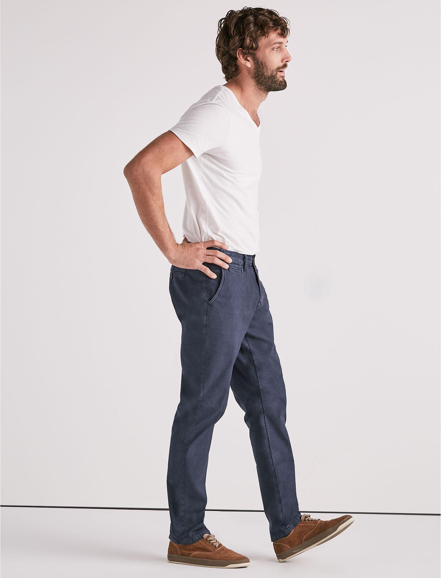 Lucky-Brand-Men-039-s-410-Stretch-Sateen-Chino thumbnail 3