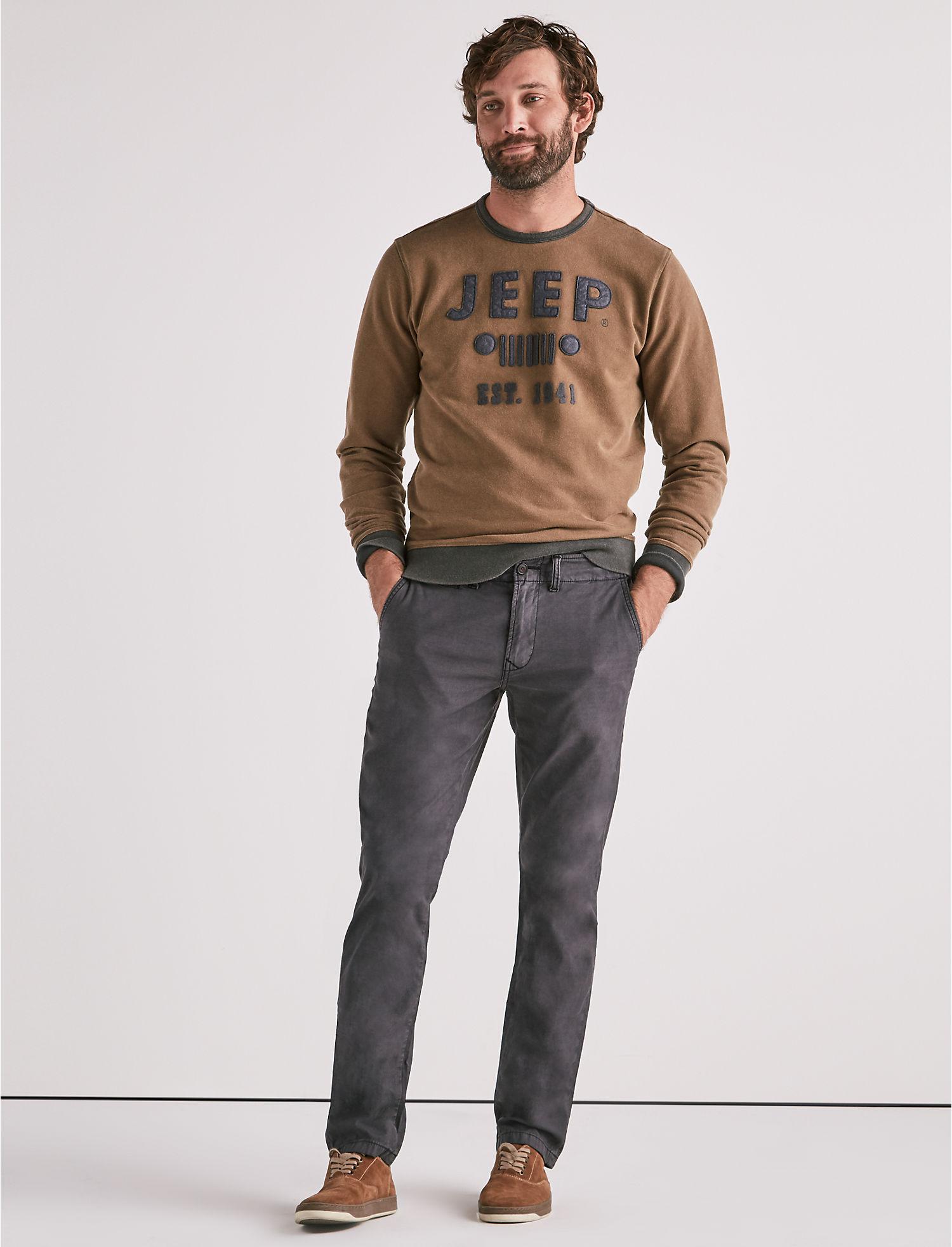 Lucky-Brand-Men-039-s-410-Stretch-Sateen-Chino thumbnail 18