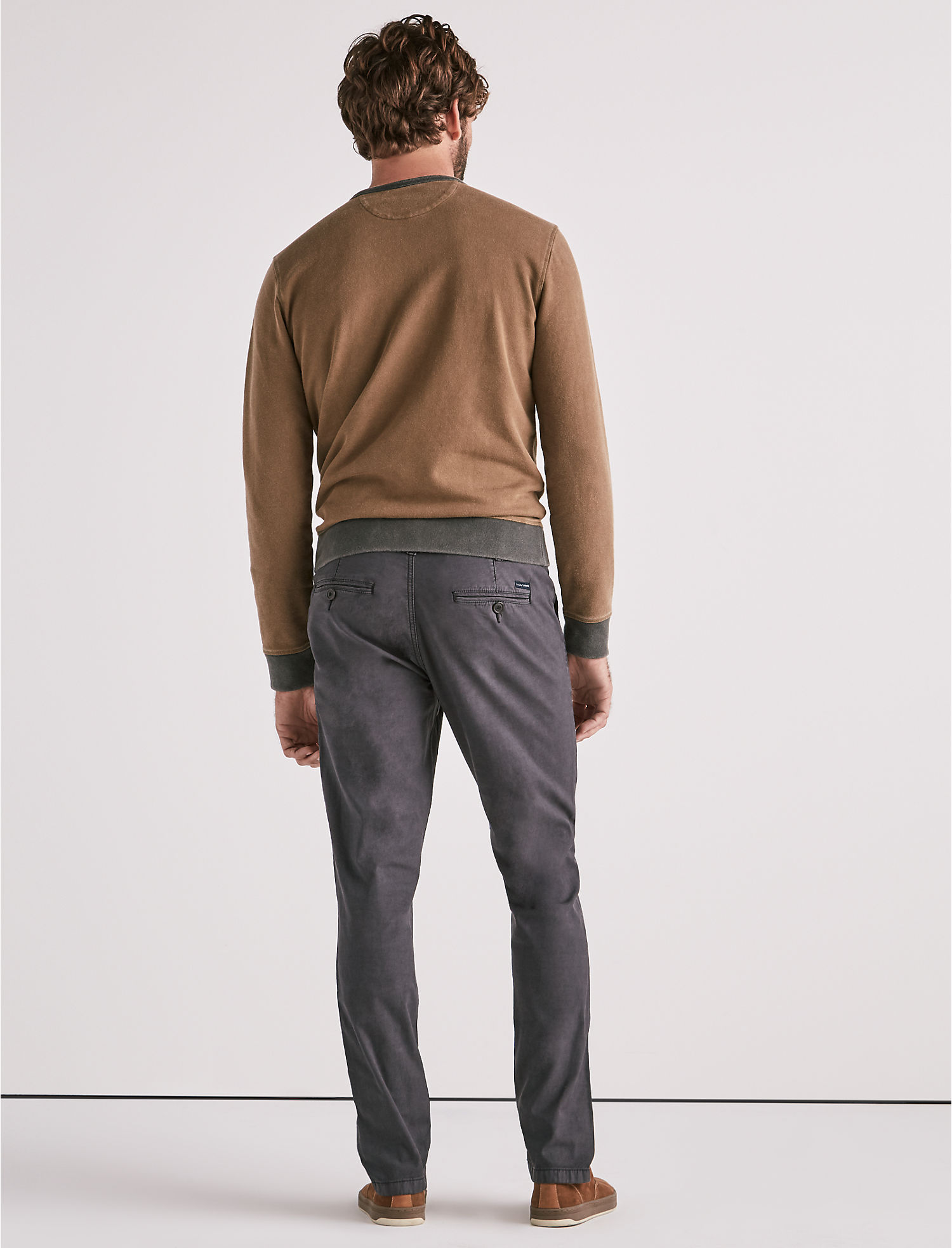 Lucky-Brand-Men-039-s-410-Stretch-Sateen-Chino thumbnail 19