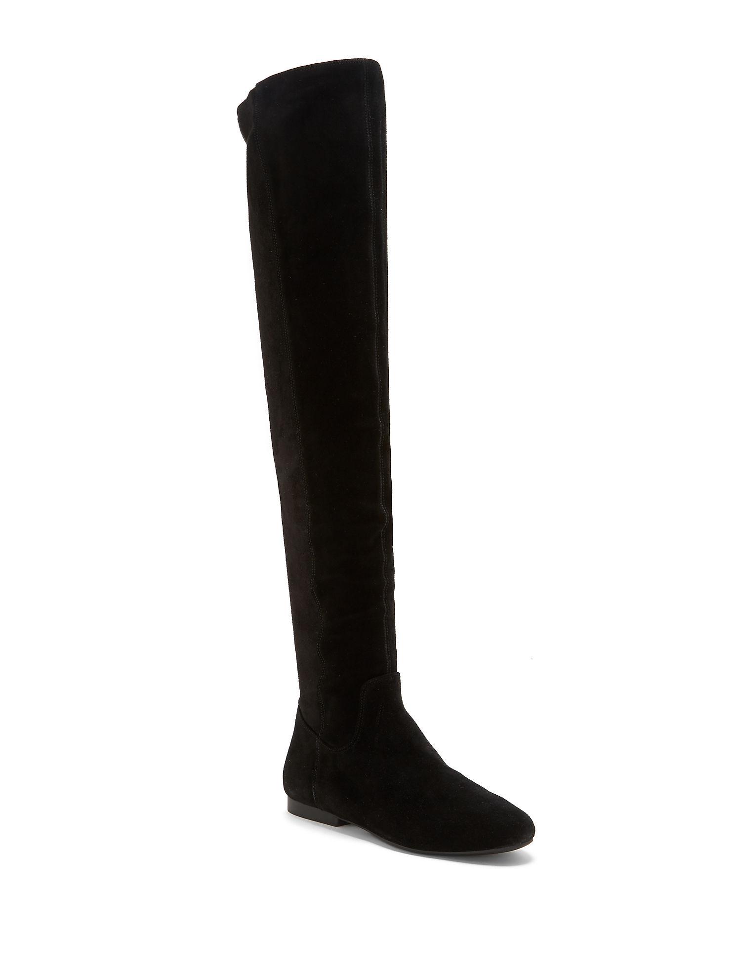 Lucky Brand Gavina Tall Boot Flat Boot Tall 031a1a