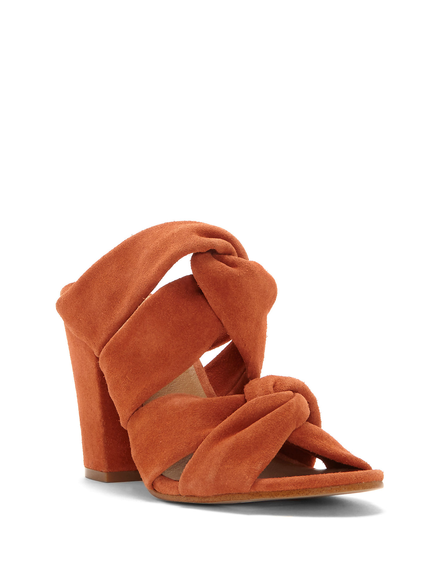 Nine West 25022886 Womens Jay Leather Wedge Sandal- Choose SZ/Color.
