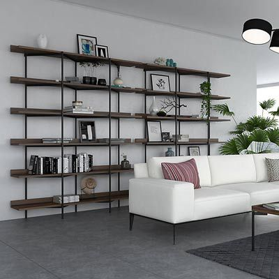 Living Room Furniture Shelving & Storage