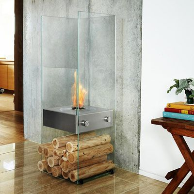 Living Room Fireplaces & Accessories