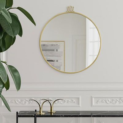 Living Room Wall Decor & Mirrors