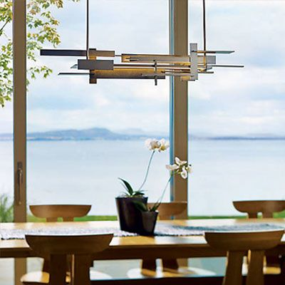 Dining Room Linear Suspension
