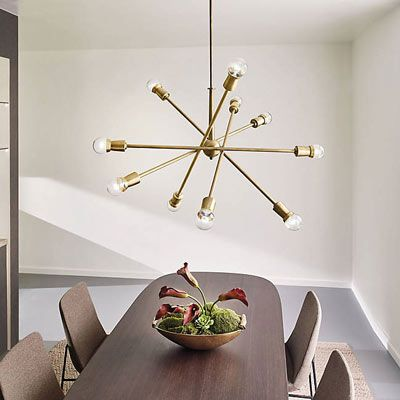 Kichler Chandeliers & Linear Suspension