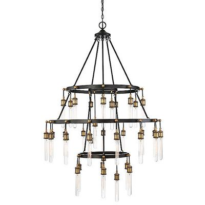 Savoy House Chandeliers & Linear Suspension