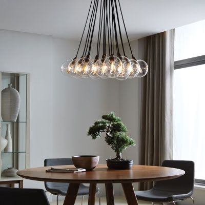 Dining Room Multi-Light Pendants