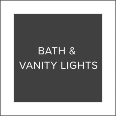 Black Friday Sale Bath & Vanity Lights