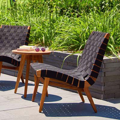Seating 10 Best Outdoor Lounge Chairs