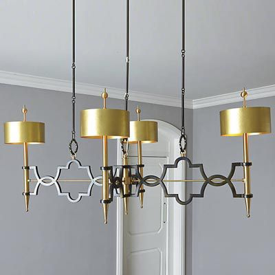 CHANDELIERS & LINEAR SUSPENSIONS