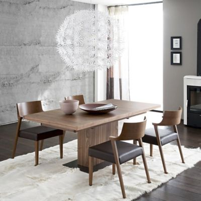 Round Modern Dining Tables Dining Room Tables At Lumens Com