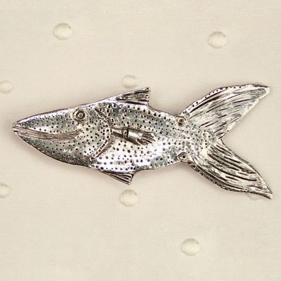 Patience Brewster Big Fish Pendant