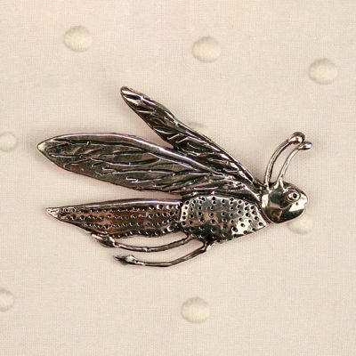 Patience Brewster Happy Bug Pendant